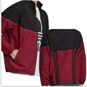 Size Large Adidas FM3874 BALANTA Jacket Track Men's